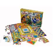 Winning Moves - the Simpsons Board Game