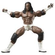 Wwe Deluxe Figures: Booker T W/ Chair