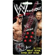 Wwe - In Your Pocket Talking Keychain