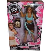 Wwe Internet Exclusive Mickie James Figure