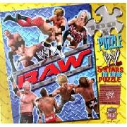 Wwe Raw 100 Piece Jigsaw Puzzle