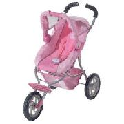 Zapf Creation 800584 Baby Born Jogger
