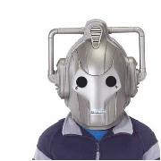 Dr Who - Cyberman Voice Changer Helmet