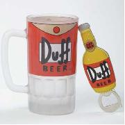 The Simpsons - Duff Stein and Bottle Opener