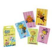 Fifi &Amp; the Flowertots - Fifi Snap Playing Card Game