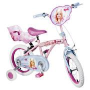 Barbie 3 Wishes 14'' Bike