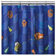 Disney Cars Curtains