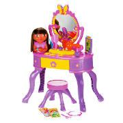 Dora Lets Get Ready Vanity Table