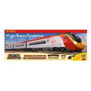 Hornby Virgin Pendolino Digital Train Set