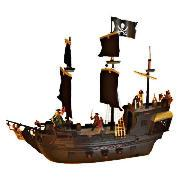 Pirates of the Caribbean Black Pearl Playset