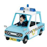 Postman Pat Friction Police Car and Pc Selby
