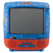 "Spiderman TVdvd1spx 14"" TV/Dvd Combi"
