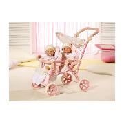 Baby Annabell Double Buggy