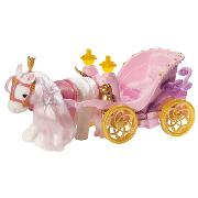 Baby Born Horse and Carriage