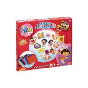 Dora the Explorer Sticker Scratcherz
