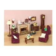 Luxury Living Room Set