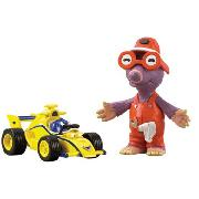 Roary the Racing Car - Die Cast Maxi and Molecom