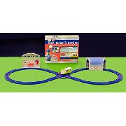 Underground Ernie Train, Tunnel and Track Set with Battery-Operated Bakerloo Train