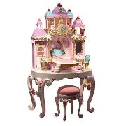 Barbie Island Princess Castle Vanity