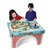 Thomas Wooden Playtable Board and Frame